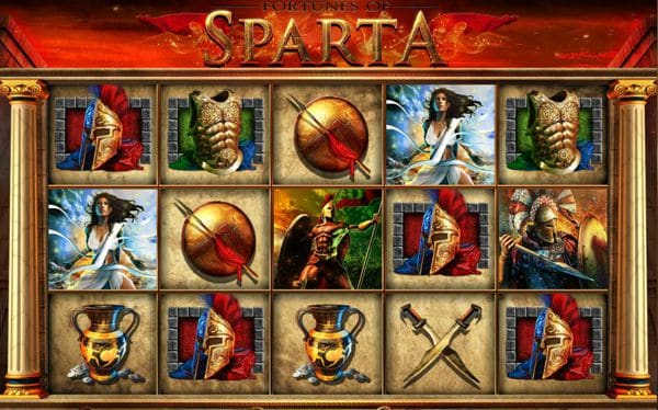 Fortunes of Sparta Video Slot Review