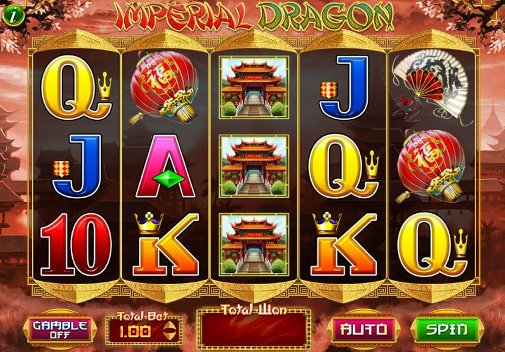 Imperial Dragon Slot Review