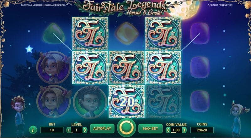 Fairytale Legends Hansel & Gretel Slot Review