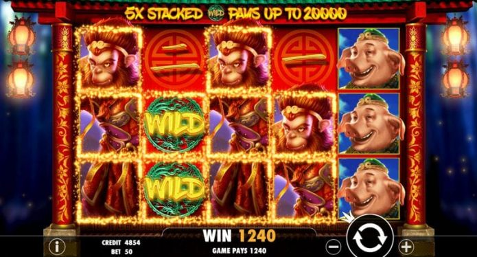 Spiele Journey To West - Video Slots Online