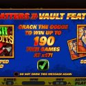 Cash Bandits 2 - Vault Feature