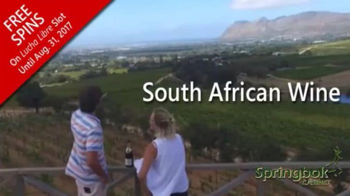 Springbok Casino Wine Month