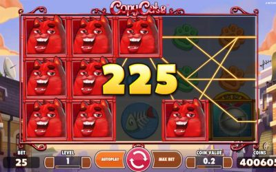 Copy Cats Video Slot Review