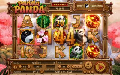 Panda Panda Slot Game from Habanero