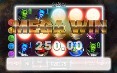 Stars Awakening Slot Game from Playtech