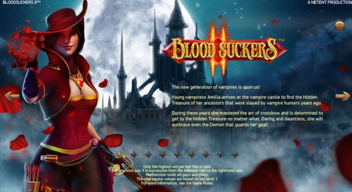 Blood Suckers II™ Slot Game