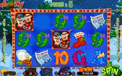 Swindle All the Way Video Slot Review