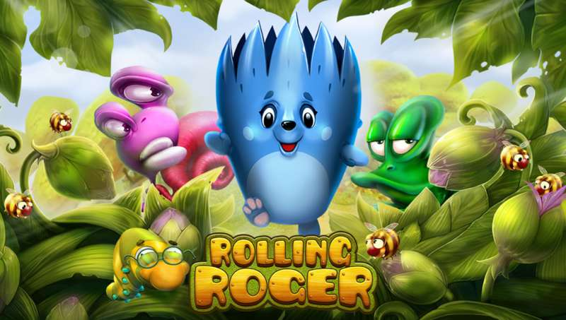 Rolling Roger Video Slot Game from Habanero