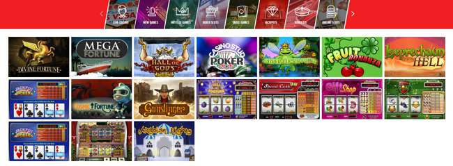 Vegas Hero Jackpot Games