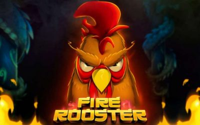 New Fire Rooster Slot from Habanero