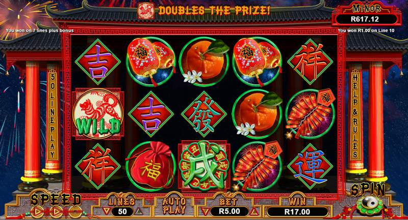 Fu Chi is a New Video Slot Game from Realtime Gaming