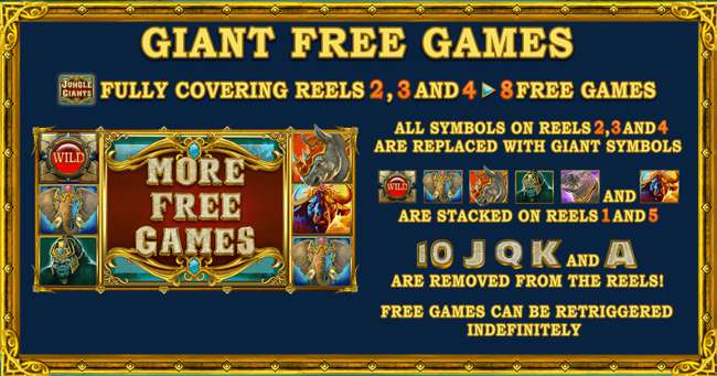 Jungle Giants Free Games