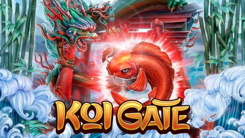 Koi Gate Slot Game from Habanero