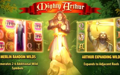 Mighty Arthur  – A Slot Game from Quickspin
