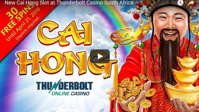 Cai Hong Slot Game