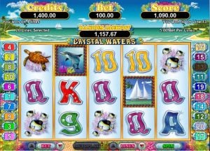 Crystal Waters Slot Tournament