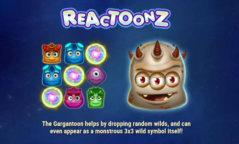 Reactoonz – A Close Encounter of the Amusing Kind