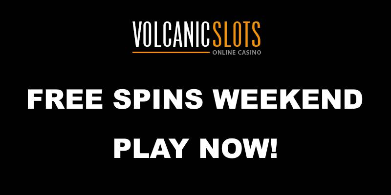 Volcanic Slots Free Spins