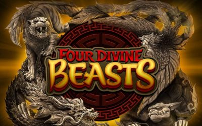 Four Divine Beasts is a Chinese Mythological Themed Slot Game
