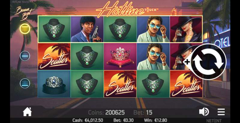 Hotline Slot Mobile Version