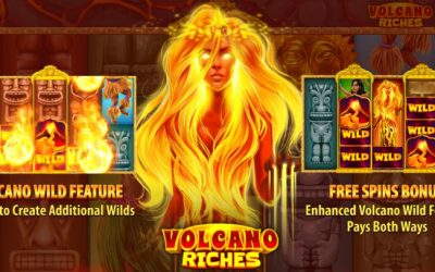 Volcano Riches Bestowed by the Fire Goddess Pele