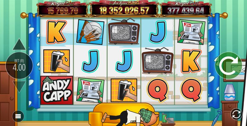 Andy Capp Slot Game