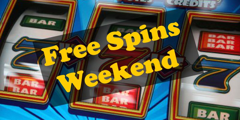 Free Spins Weekend