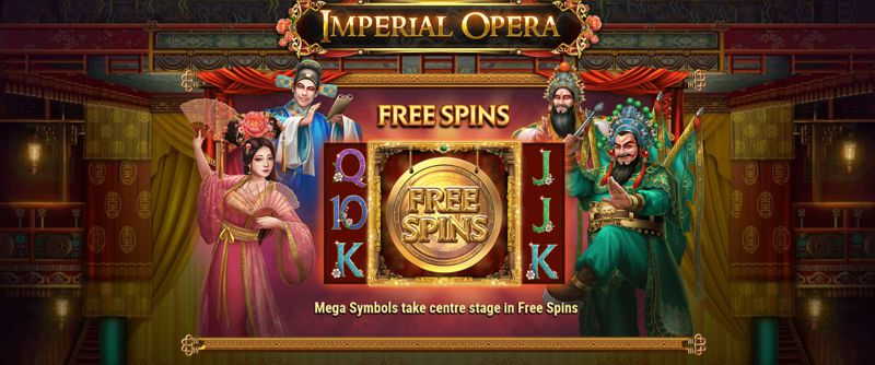 Imperial Opera is a New Video Slot from Play'nGo