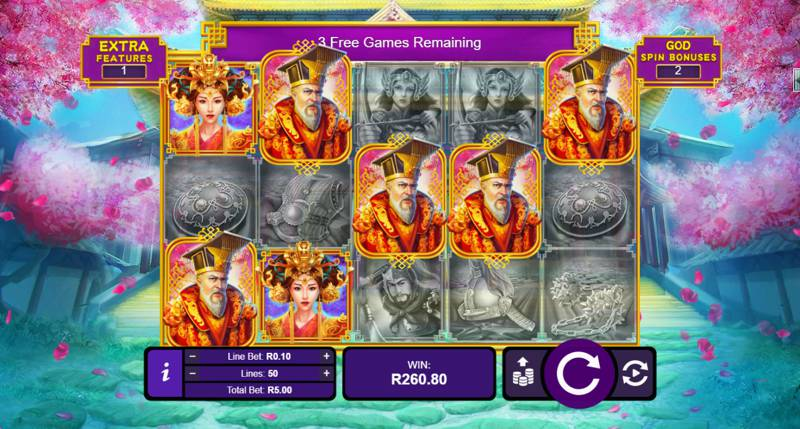 San Guo Zheng Ba: Three Kingdom Wars Slot Review