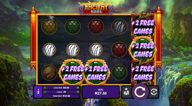 Ancient Gods Free Games