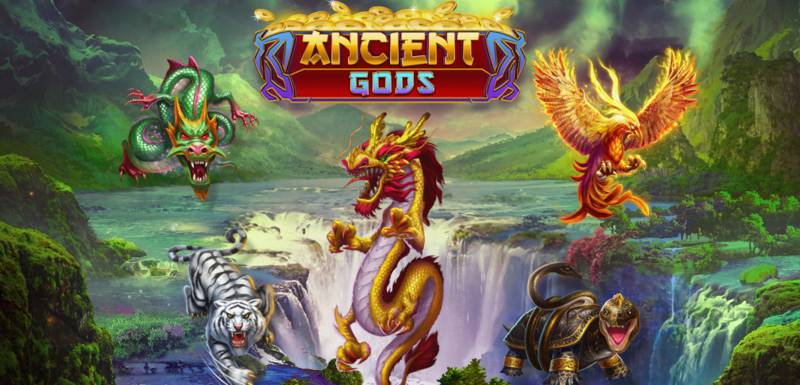 Ancient Gods is a New Video Slot Game from Realtime Gaming