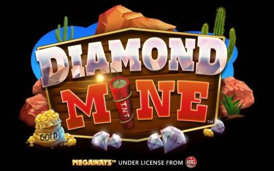 Diamond Mine is a Fun New Slot Game from Blueprint Gaming