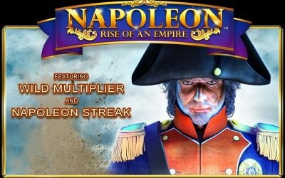 Napoleon: Rise of an Empire Slot Game Review