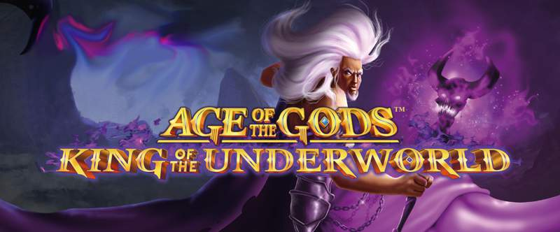 Age of the Gods: King of the Underworld Slot Review