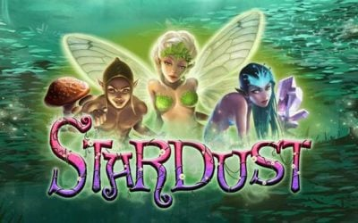 Stardust is an Enchanting New Slot Game from Realtime Gaming