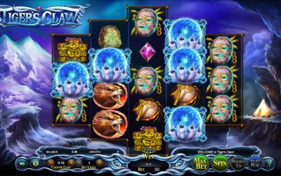Tiger's Claw is an Exciting New Slot Game from BetSoft Gaming