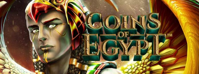 Coins of Egypt Slot Game