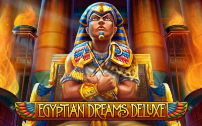 Egyptian Dreams Deluxe Slot Game from Habanero Gaming