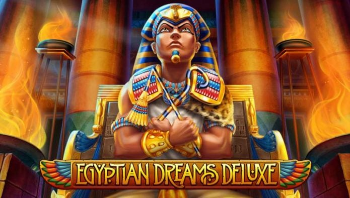 Egyptian Dreams Deluxe Slot Game