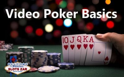 Easy to Learn Video Poker Basics