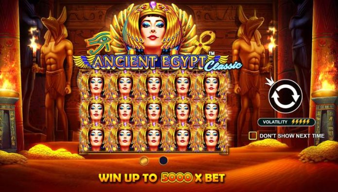 Ancient Egypt Classic Slot Game