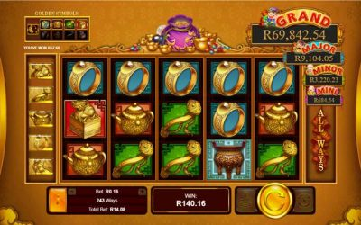 Plentiful Treasure is a New Slot Game from Realtime Gaming