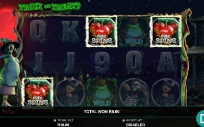 Play Trick or Treat Slot For a Halloween Gaming Experience