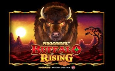 Buffalo Rising is a New Slot Game from Blueprint Gaming