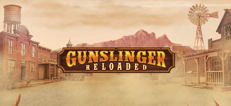 Gunslinger: Reloaded Slot Game by Play'nGo