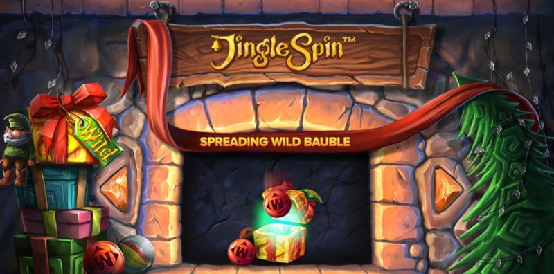 Jingle Spin Slot Game Adds Fun to the Festive Season