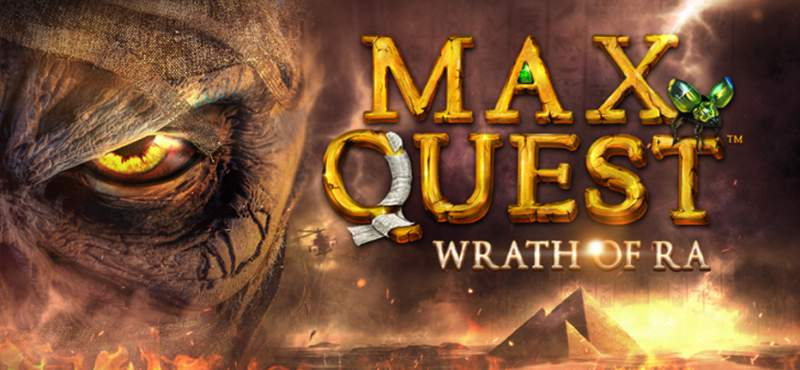 Max Quest: Wrath of Ra Slot Game from BetSoft