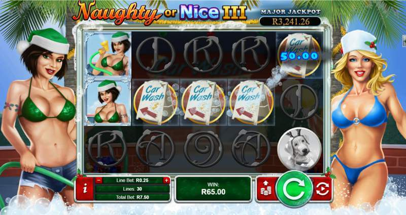 Naughty or Nice Slot Game