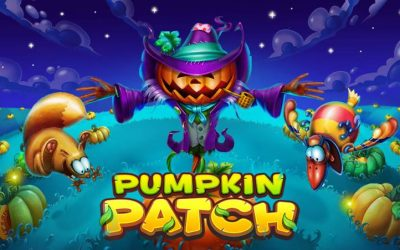 Pumpkin Patch Slot Game Where Every Day is Halloween