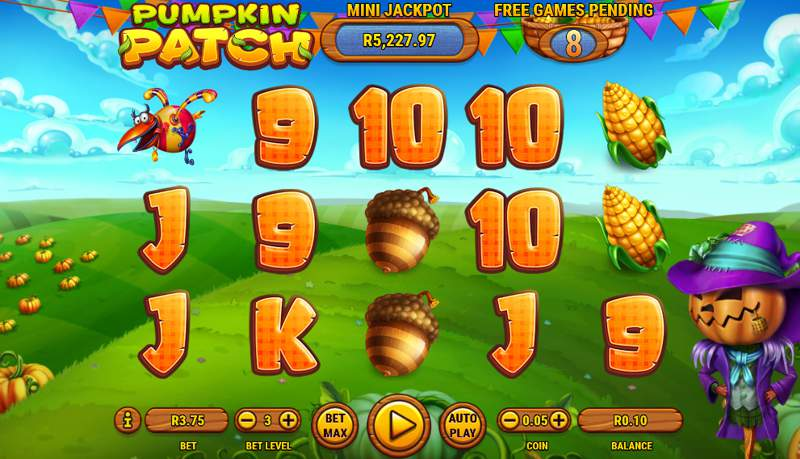 Pumpkin Patch Slot Game